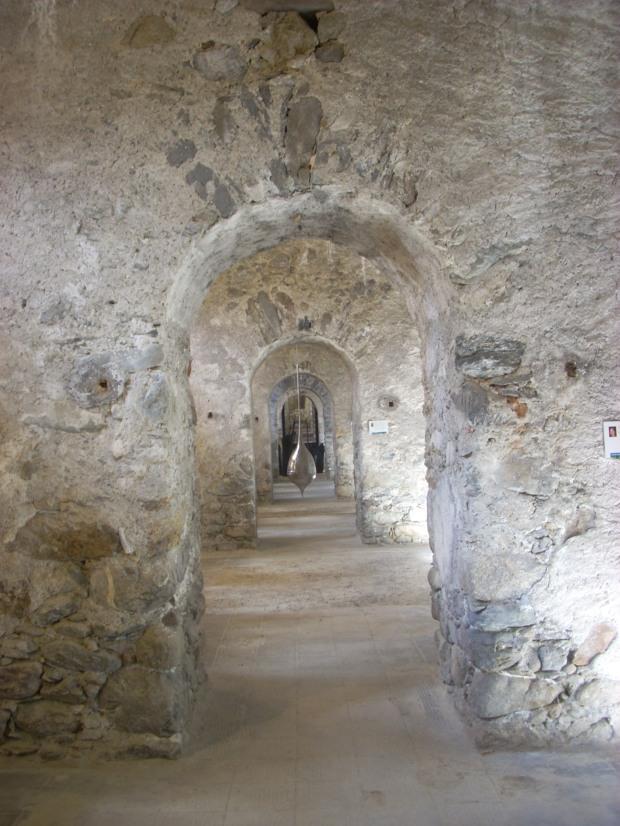 forte di vinadio Apologhi delle dodici camere di sparo enrico perotto (3)